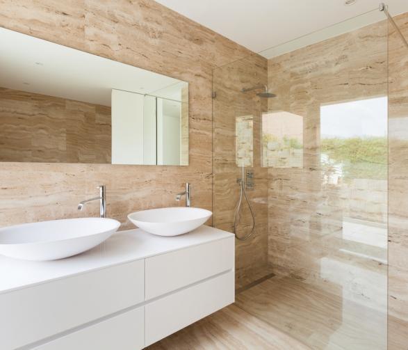 Mamparas y duchas de baño